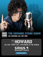 Howard Stern is on the air in Tempe, Phoenix, AZ