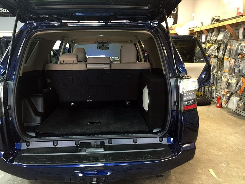4Runner Installation – 1e