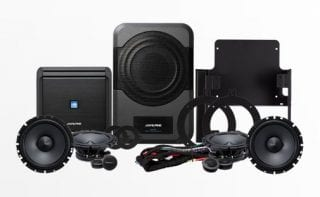 PSS-21WRA 320 Watt Sound System for 2015-2017 Jeep Wrangler Unlimited available at at Sounds Good To Me in Tempe AZ near Phoenix