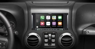 """i207-WRA - Alpine 7"""" Restyle Mech-Less In-Dash System with Apple Carplay and Android Auto available at at Sounds Good To Me in Tempe AZ near Phoenix"""