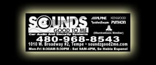 Sounds Good To Me - Car Audio and Security Systems in Tempe Arizona near Phoenix AZ