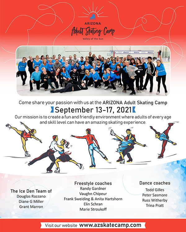 Valley of the Sun Adult Skating Camp 2021