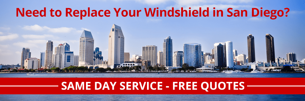San Diego Windshield Replacement