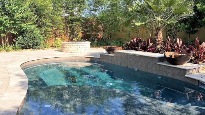 Pool Patio Project: BLG Environmental Services - Landscape Designer Orlando FL