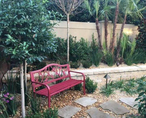 Residential Landscape Design in Orlando, Florida by BLG Environmental Services