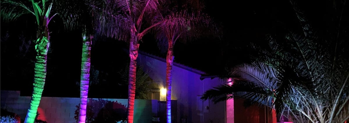 Alliance Outdoor Lighting Bluetooth Fixtures Installed by BLG Environmental Services in Orlando, Florida