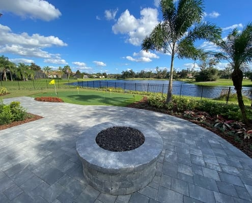 Home Landscape Design Longwood Florida by BLG Environmental Services