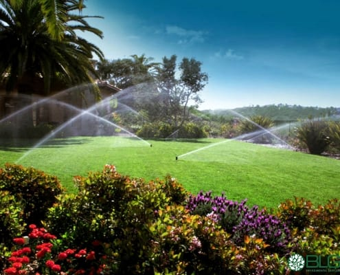 Hunter Hydrawise Wi-Fi Sprinkler System, Orlando Florida Installation by BLG Environmental Services