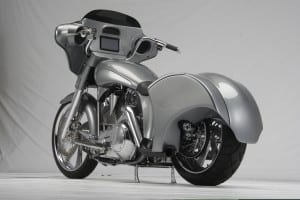 MRI Custom Bagger: Custom Built for Sturgis 2013