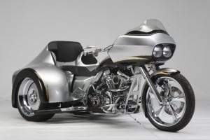 MRI Trike: Barbara's 2006 Custom Trike at Sturgis 2012