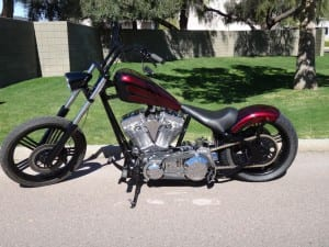 MRI Custom Bike: Custom Built by Matt Risley 2013
