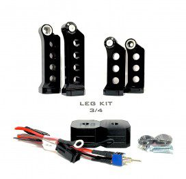 MRI Electric Center Stand - Leg Kit 3/4