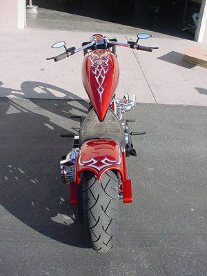 MRI Custom Bike: Tom's 2007 Custom Rigid