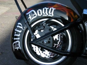 MRI Custom Bike: Jack's MRI Custom (Dirty Dogg Saloon)