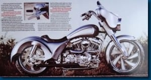 Razor Sharp Innovator - Featured Article in Baggers Magazine March 2012