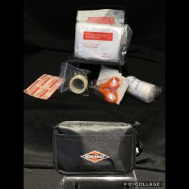 The Hideaway Grill - Cave Creek: First Aid Kit / Emergency Pack