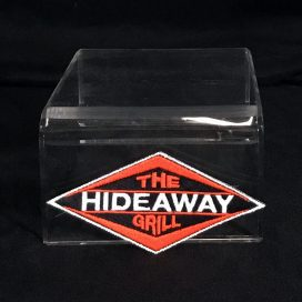 The Hideaway Grill - Cave Creek: Small Diamond Patch