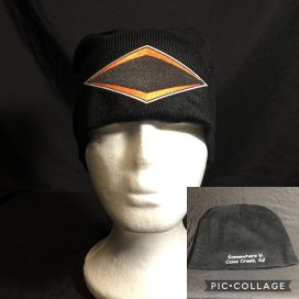 Roadhouse / Hideaway Grill Ghost Logo Beanie