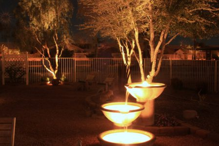 Phoenix Outdoor Lighting from Southwest Lawn Sprinkling Specialists