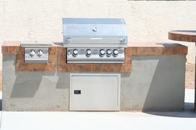 BBQ Grill and Fire Pit Services at Southwest Lawn Sprinkling Specialists in Phoenix, Arizona