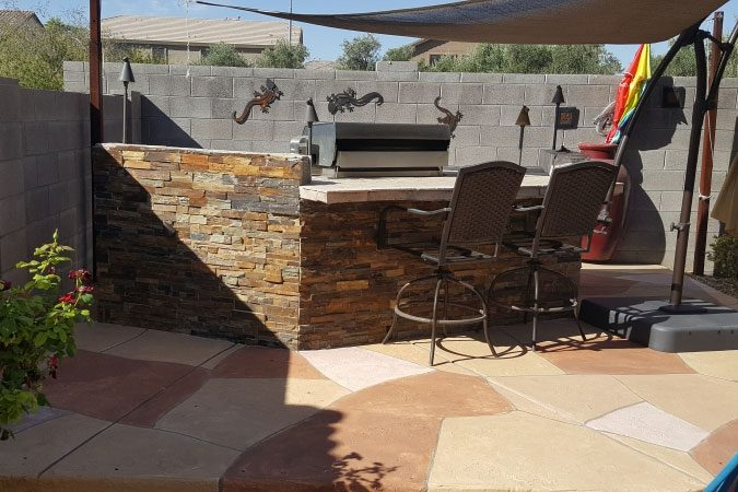 BBQ - Southwest Lawn Sprinkling Specialists in Phoenix, Arizona